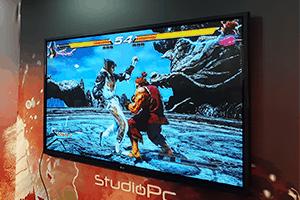 Tekken 7 na Brasil Game Show!