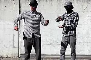 Popping, Robotic, Street, Hip Hop Dance