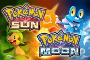 Pokémon Sun & Moon: Personagens
