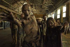 Cenas: The Walking Dead