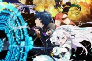 Segunda temporada de Hitsugi no Chaika: Avenging Battle