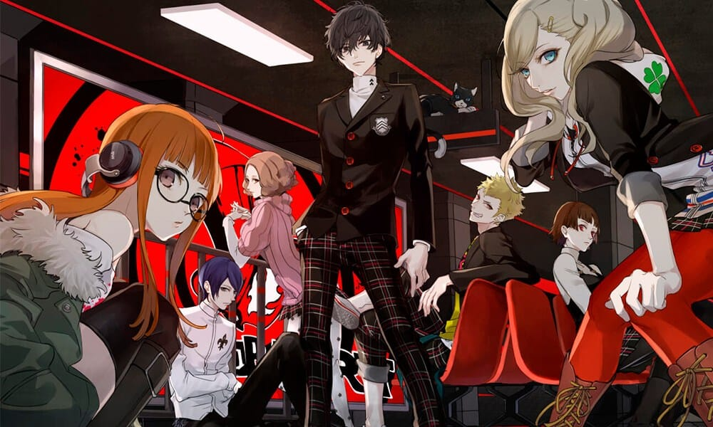 Review - Persona 5: The Animation