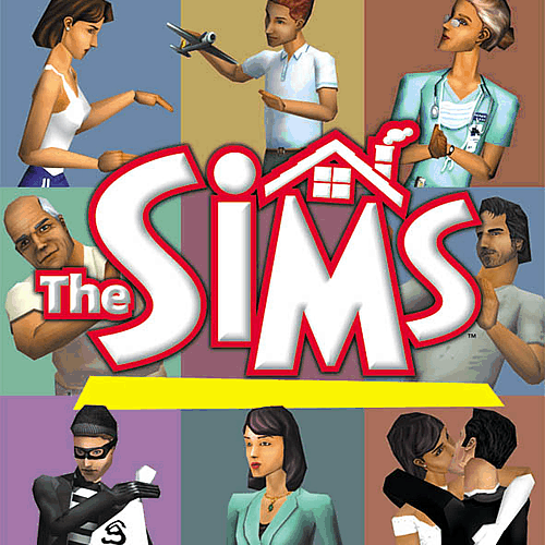 Anos 2000: The Sims