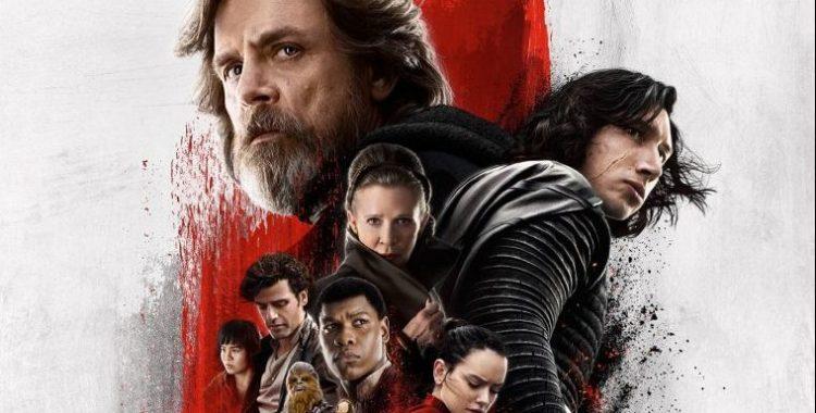 'Star Wars: Os últimos Jedi' tem a segunda melhor estreia da história do cinema americano