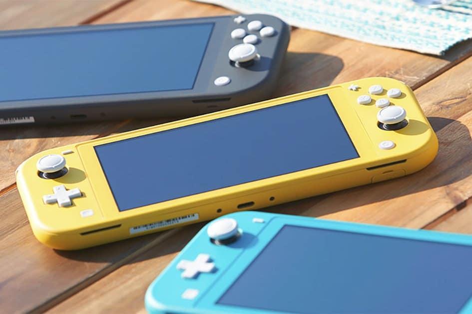 Nintendo Switch Lite é anunciado!