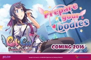 Gal*Gun: Double Peace -