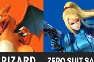 Quatro rostos familiares voltam ao Super Smash Bros Wii U & 3DS