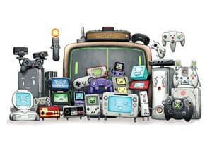 Sabe qual o videogame mais vendido de todos os tempos?