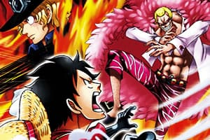 Confira tudo sobre os novos DLCs de One Piece Burning Blood