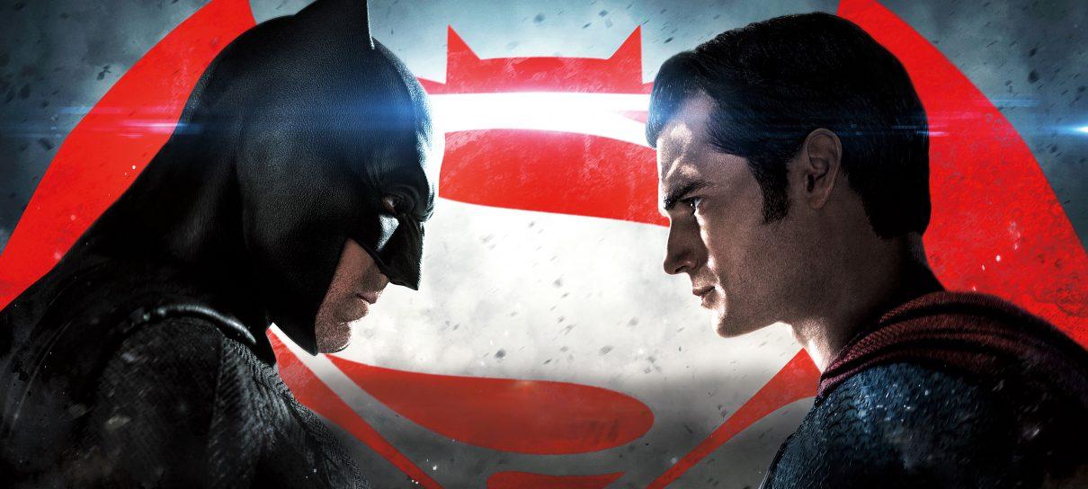 Batman vs Superman: Zack Snyder e Chris Terrio não queriam que esse fosse o título do filme