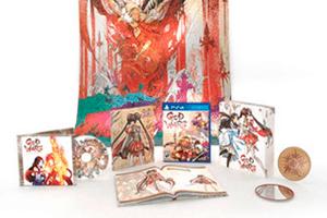 Edição especial de GOD WARS para PSVITA e PLAYSTATION 4