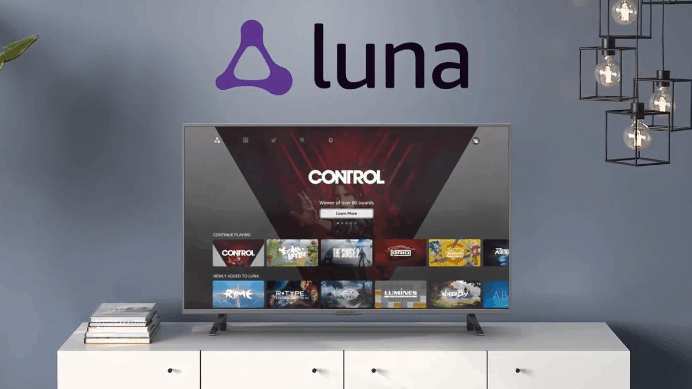 Amazon apresenta Luna, seu novo serviço de streaming de jogos