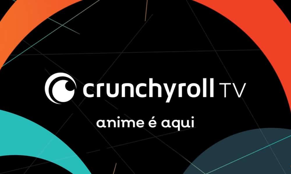 Nova leva de animes dublados no programa Crunchyroll TV na Rede Brasil