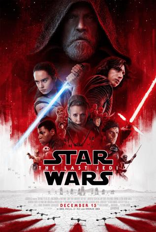 Star Wars VIII: Os Últimos Jedis