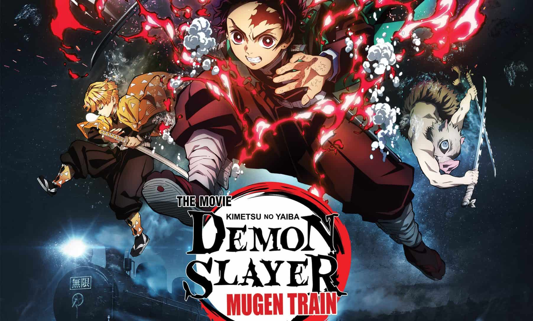 O filme de Demon Slayer é indicado ao Oscar japonês