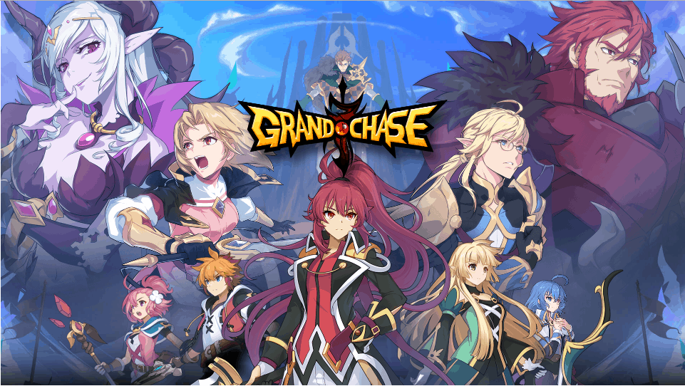 Grand Chase versão mobile no Brasil