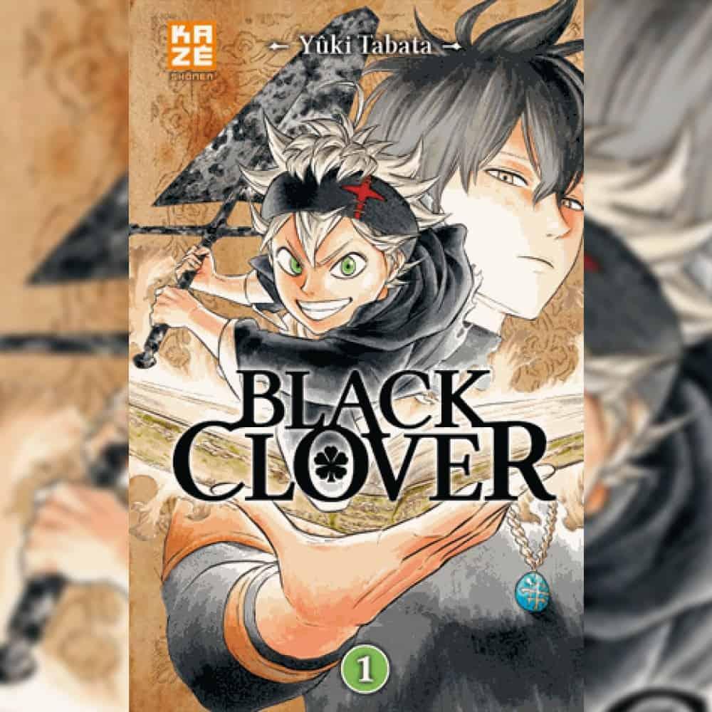 Pré-temporada de Outono I: Black Clover