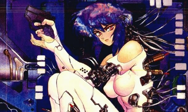 JBC lançará Ghost in the Shell na Comic Con Experience 2016!