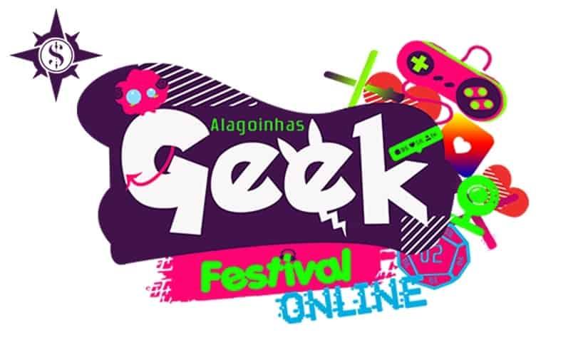 Alagoinhas Geek Festival: evento geek com formato online e gratuito vai acontecer em outubro