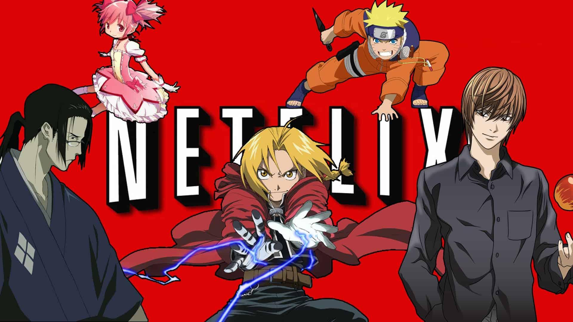 Curta seu abril com as nossas indicações de animes na Netflix