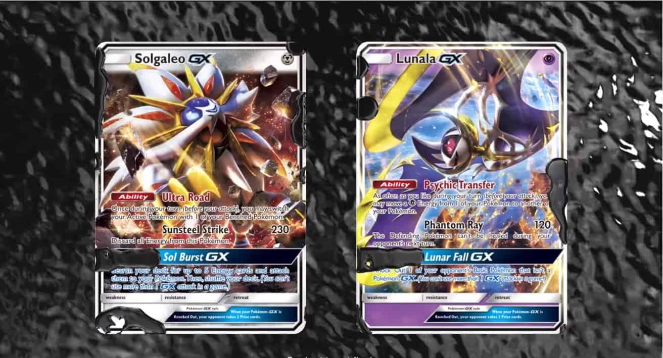 Pokémon TCG: Contagem regressiva para coleção Sun & Moon!