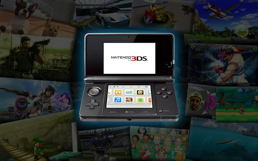 O legado do Nintendo 3DS