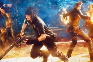 Final Fantasy XV ganha três novos vídeos