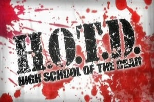 Animes que Preciso Assistir (VIII) - Highschool of the Dead
