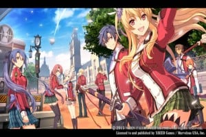 REVIEW - The Legend of Heroes: Trails of Cold Steel