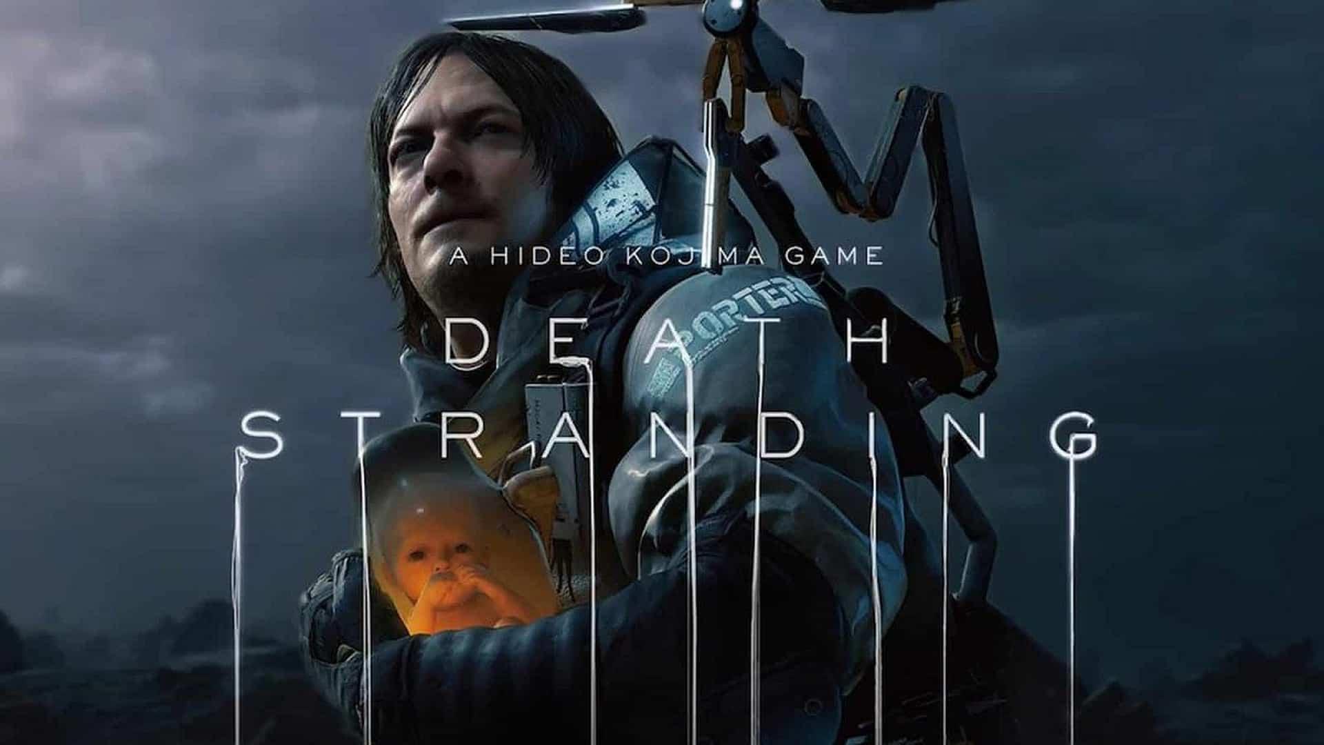 Finalmente Death Stranding ganha novo trailer e data de lançamento