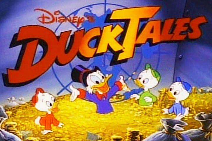 Reviva Aventuras: Duck Tales