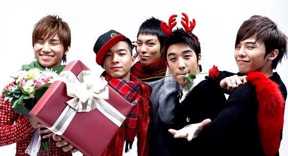 As 10 melhores músicas K-Pop de Natal