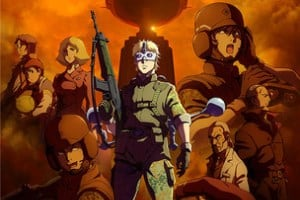 13 minutos de Mobile Suit Gundam: The Origin III Akatsuki no Hōki