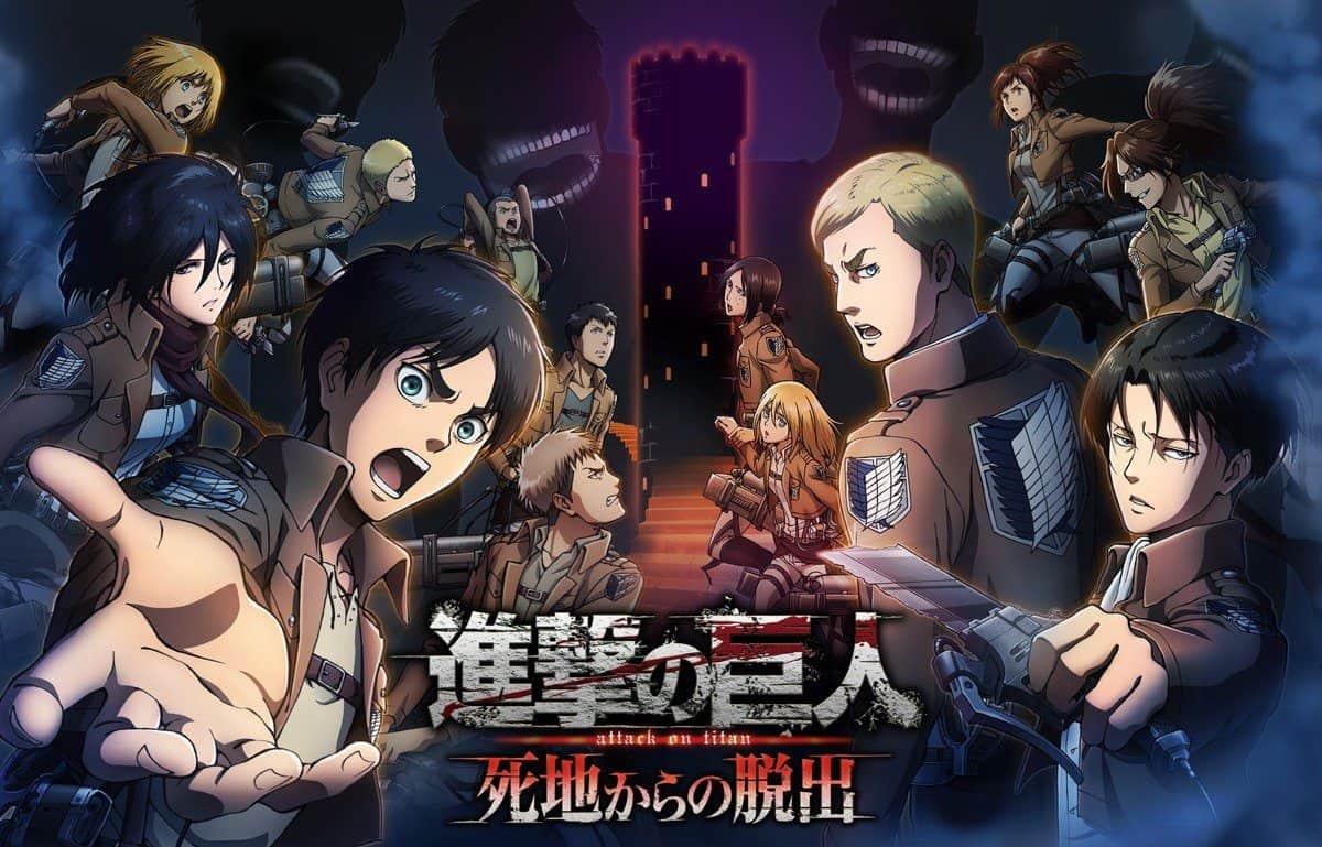 Primeiras Impressões: Shingeki no Kyojin – Terceira Temporada