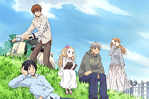 Animes que Preciso Assistir (IV) - Honey and Clover