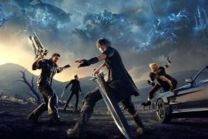 Final Fantasy XV ganha nova data de lançamento.