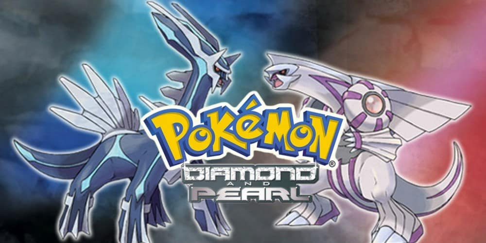 Pokémon Diamond and Pearl remake, cadê?