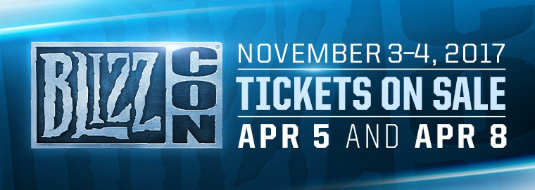 Evento da Blizzard - Blizzcon