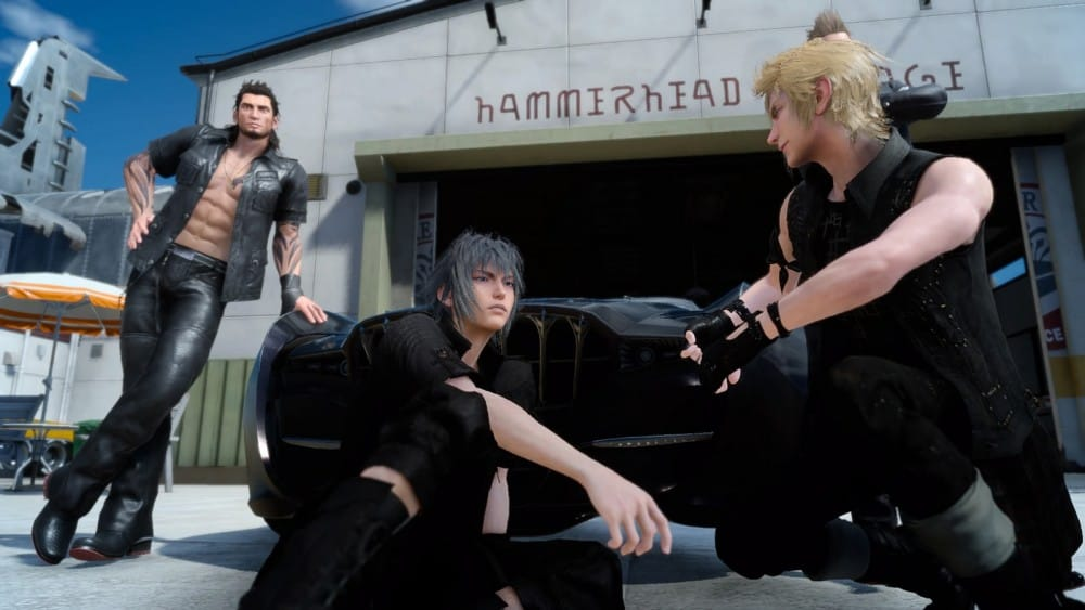 FINAL FANTASY XV - Akiba'Spot Review