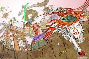 Okami: O Japão em um jogo