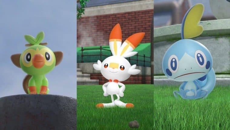 Nintendo anuncia 8° geração de Pokémon
