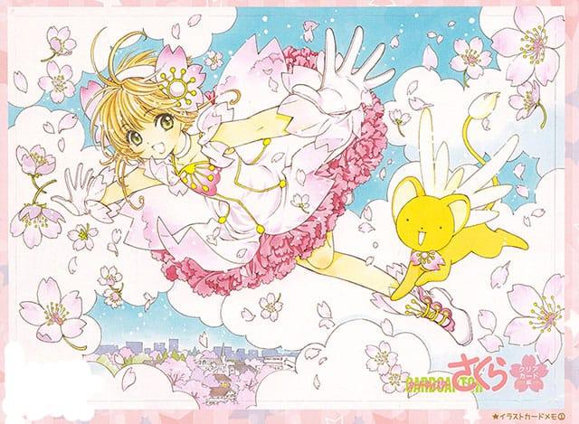 Sakura Card Captors Clear Card Hen: Primeiras impressões