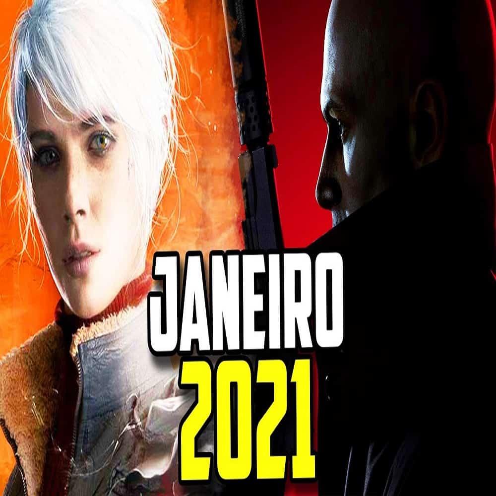 Lançamento de Jogos 2021