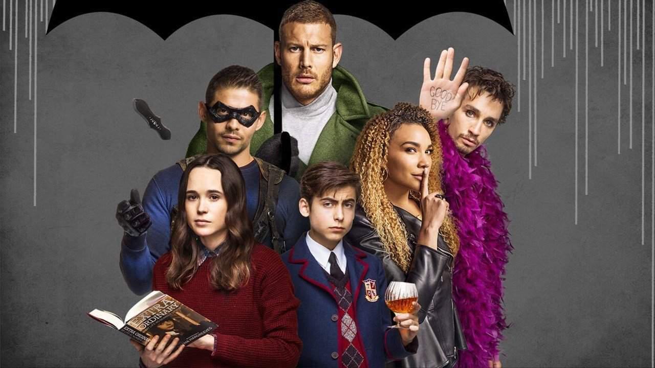 Umbrella Academy - Conheça a nova série de super heróis da Netflix