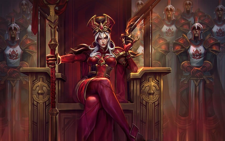 Sally Whitemane é a nova heroína de Heroes of the Storm