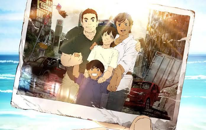 2020, Japão Submerso: Anime apocalíptico da Netflix