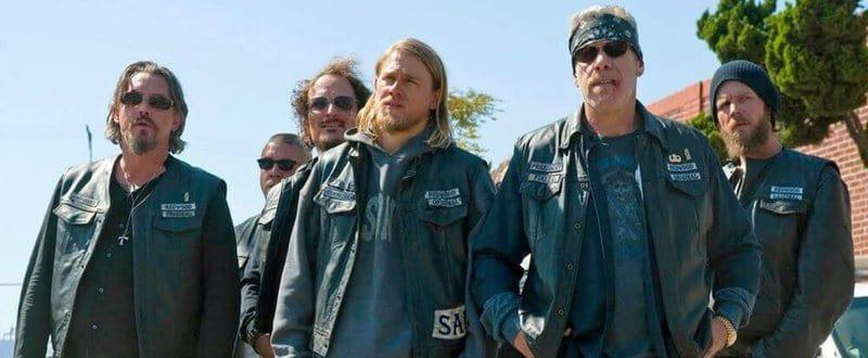 Sons of Anarchy, série de TV exibido pelo canal FX, agora está disponível na Prime Video