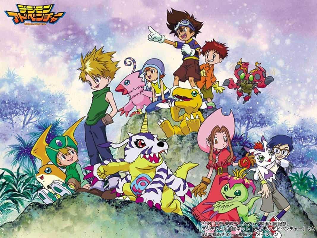 Digimon Adventure ganha trailer e será exibido no Brasil