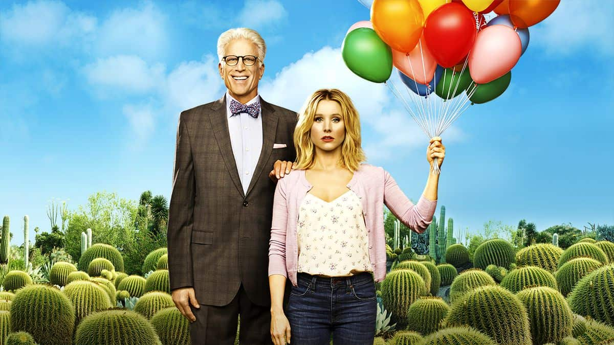 The Good Place e o conceito humorístico de céu e inferno
